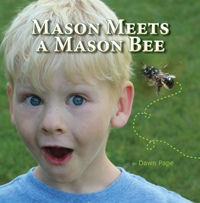 a Mason Bee front cover